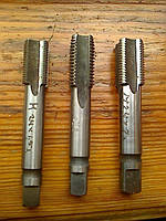 Метчики м/р левый  М22, М24х1,5, М24х2 Р6М5 ГОСТ 3266-81, фото 1