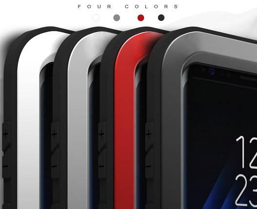 "Чохол Love Mei PoverFul для Samsung Galaxy S8 Plus 6.2 "", фото 2"