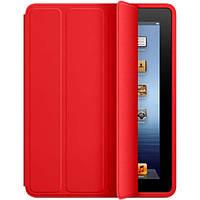 Чехол книжка sCase Apple Smart Case для iPad 2 / 3 / 4 Red