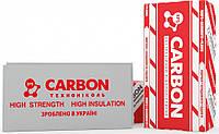 Экструдированный пенополистирол ТехноНИКОЛЬ Carbon PROF 400 1180х580х80