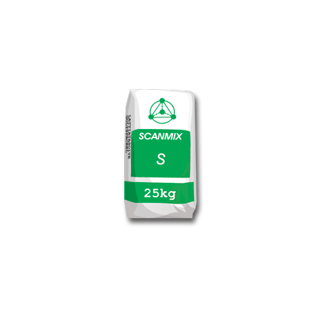 Фасадна шпаклівка Scanmix S white (20 кг)