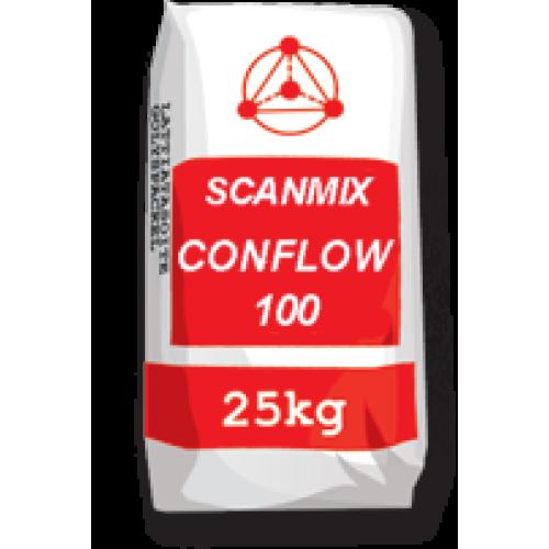Смесь для пола Scanmix Conflow 100   (25кг)