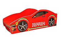 Кровать машина Ferrari Детская кровать машина Ферари Серия Forsage