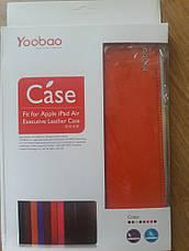 "Чехол Yoobao Executive Leather Case для планшета iPad air 9,7"", фото 3"