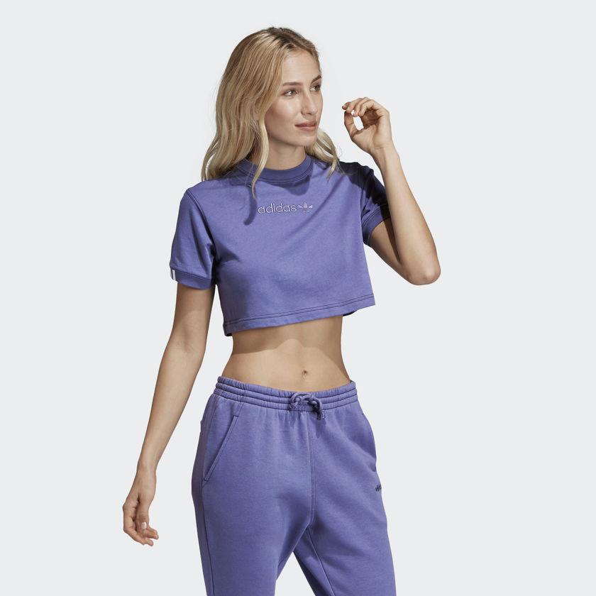 Женская футболка Adidas Originals Coeeze (Артикул: DU2350)