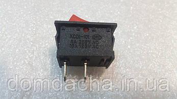 Тумблер 2 положения 2 контакта 10*15 mm , фото 2