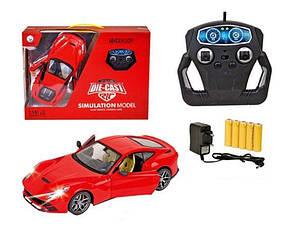 Машина на радиоуправлении Kronos Toys JT0137 Красный (tsi_32397)