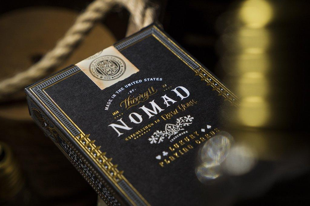 Карты игральные   NoMad Playing Cards by theory11