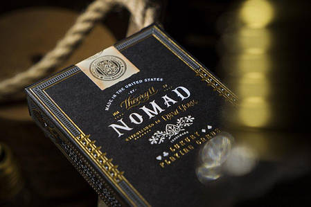 Карты игральные   NoMad Playing Cards by theory11, фото 2