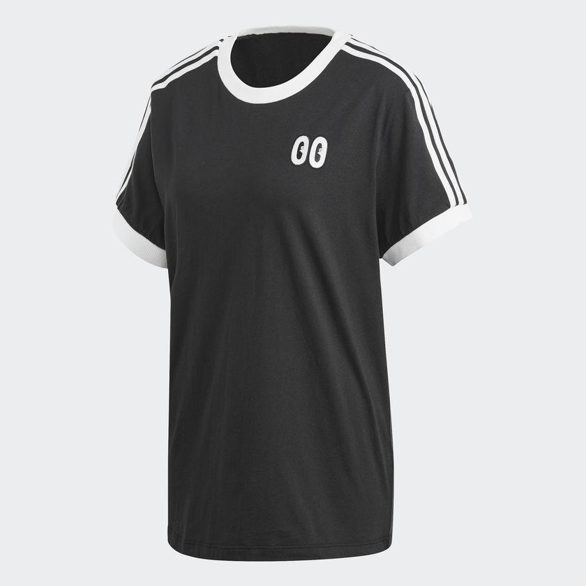 Женская футболка Adidas Originals 3-Stripes (Артикул: DV2664)