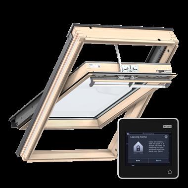 Мансардное окно Velux Premium SOLAR GGL307030 66*98 СМ