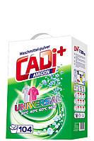 Cadi Universal стиральный порошок универсальный 7.28 кг Картон
