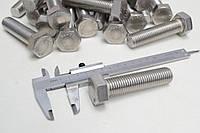 Определение длины крепежа: болтов, винтов, шпилек