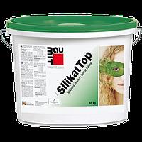 Baumit SilikatTop Декоративная фасадная штукатурка короед силикон-силикатная  3,0 R  25 кг