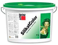 Baumit SilikatColor фасадная краска силикатная 14л