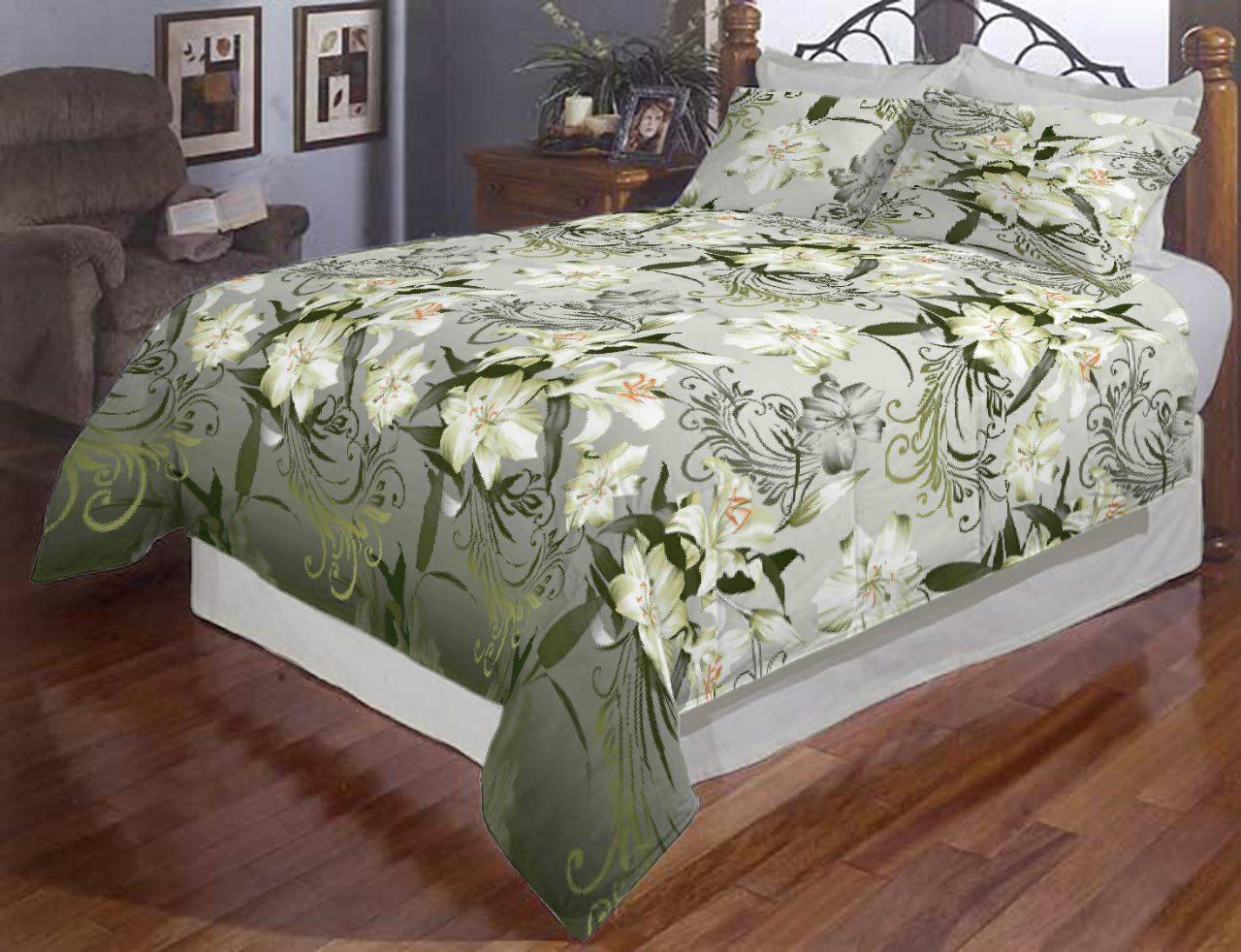 Двоспальний постільний комплект - Лозана