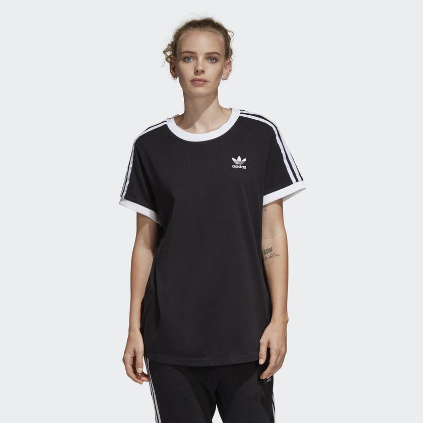 Женская футболка Adidas Originals 3-Stripes (Артикул: CY4751)