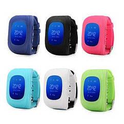 Детские gps часы smart baby watch q50 (6 цветов) 01072