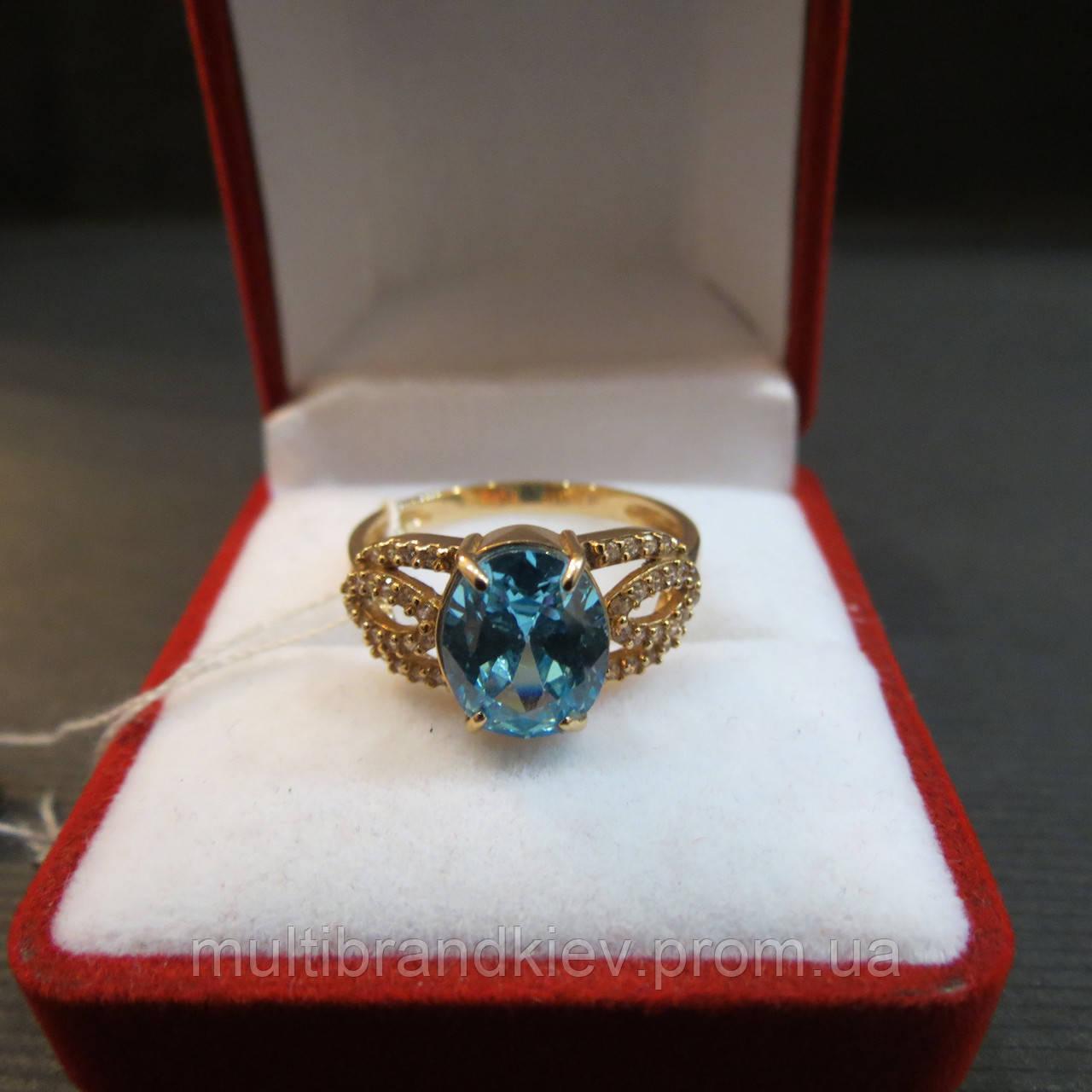 Золотое Кольцо размер 18.5