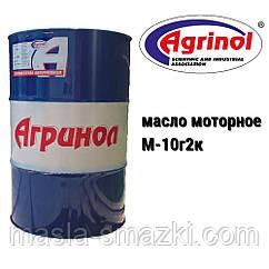 Агринол масло моторное М-10г2к /SAE 30/ цена (200 л)