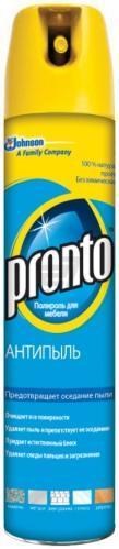 Поліроль для меблів Pronto Антипил 0,25 л