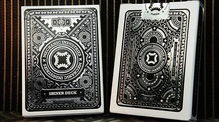 Карты игральные   Mechanic Shiner Deck by Mechanic Industries, фото 2