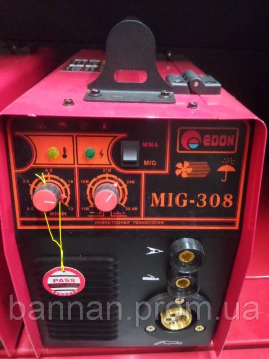 Инвертор Сварочный  Edon MIG 308