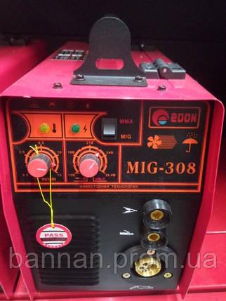 Инвертор Сварочный  Edon MIG 308, фото 2