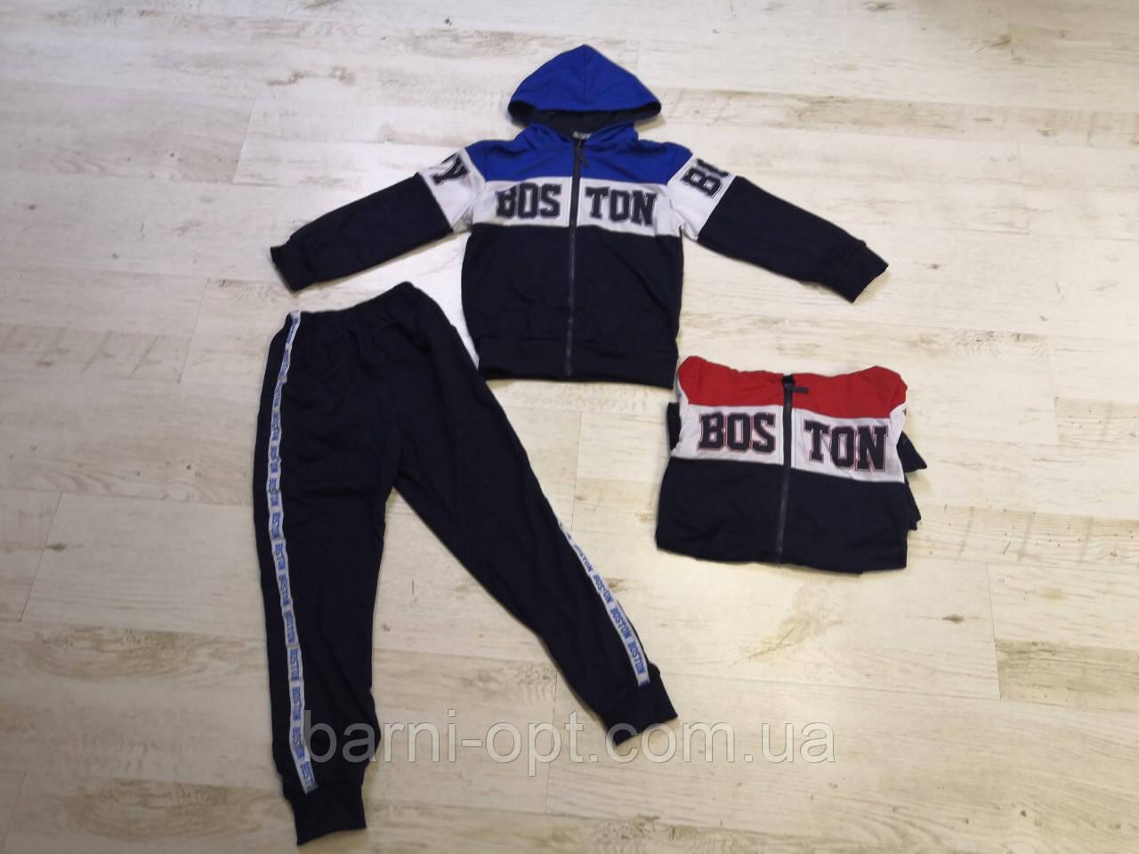 959fee13 Трикотажный спортивный костюм на мальчика оптом, Crossfire, 4-12 рр -