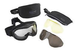 Очки тактические Peltor Fahrenheit TacPack 3 линзы