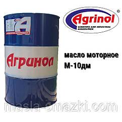 Агринол масло моторное М-10ДМ /SAE 30/ цена (200 л)