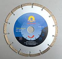 """Диск алмазный """"ACECA"""" 180*2.2*22.2 мм. сегментный серый"""