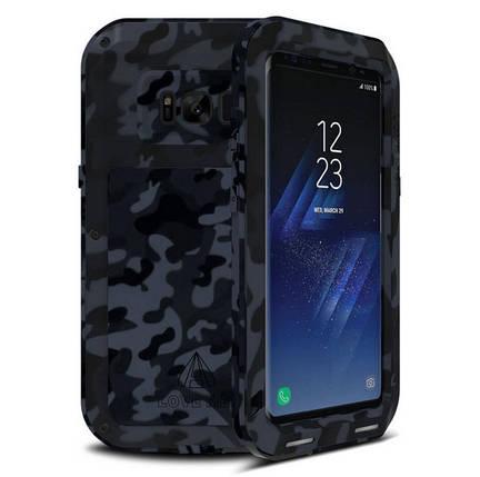 "Чохол Love Mei PoverFul для Samsung Galaxy S8 Plus 6.2 ""камуфляж, фото 2"