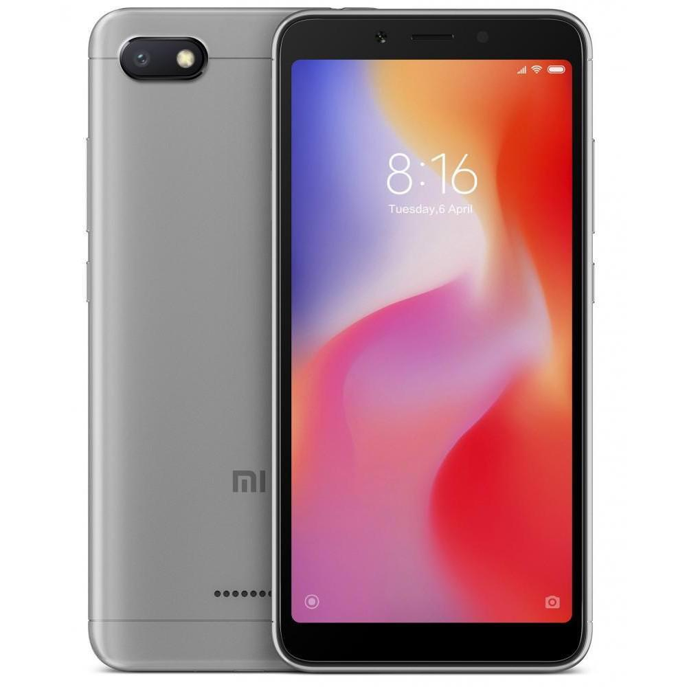 Xiaomi Redmi 6 3/32GB Grey GSM+GSM Global Version