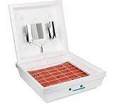 Инкубатор Рябушка-2 ручной переворот, цифровой, 70 яиц, литым корпусом, инфракрасный нагреватель, фото 4