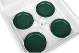 Инкубатор Рябушка-2 ручной переворот, цифровой, 70 яиц, литым корпусом, инфракрасный нагреватель, фото 8