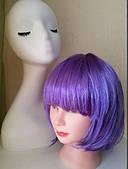 Фиолетовый парик каре в интернет магазине цвета в ассортименте