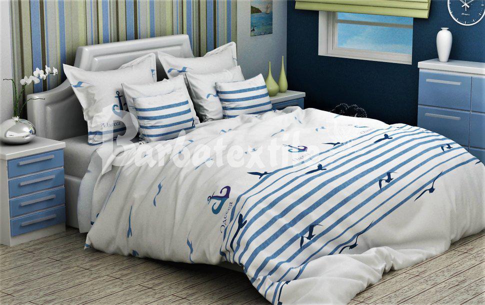 Комплект постельного белья евро Одесса