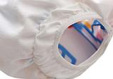Дитячі непромокальні трусики для басейну з додатковим захистом навколо ніжок, фото 4