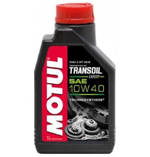 Масло трансмиссионное Motul TRANSOIL EXPERT 10W40 1л
