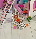 Домик для кукол LOL с фермой, фото 3
