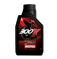 Масло моторное Motul 300V 4T Factory Line Road Racing 5W-40 1л