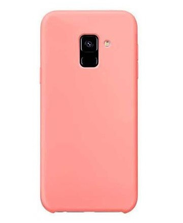 Чехол Intaleo Velvet для Samsung A600 (A6-2018) Orange (1283126485039)