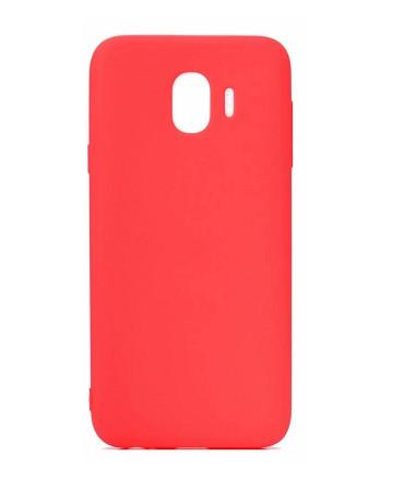 Чехол  Intaleo Velvet для Samsung J400 (J4-2018) Red (1283126486982)