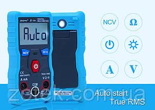 ZOYI ZT-S1 Автоматический цифровой мультиметр NCV True RMS ZOTEK ( ANENG V01A, Richmeters RM403b )