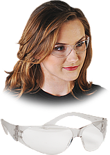Противоосколочные защитные очки MCR-CHECKLITE TT REIS Польша