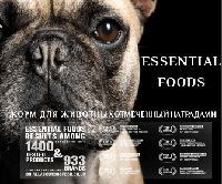 лакомства Essential foods (Великобритания,Франция)