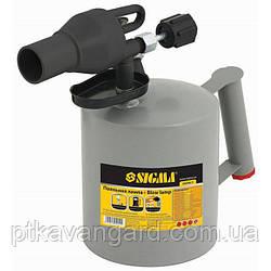 Паяльная лампа (тип Украина) 1,5л Sigma (2904021)