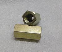 Соединитель тормозной трубки иномарки с СНГ 1х1,25