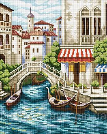 Алмазная мозаика Ласко - пейзаж Италии